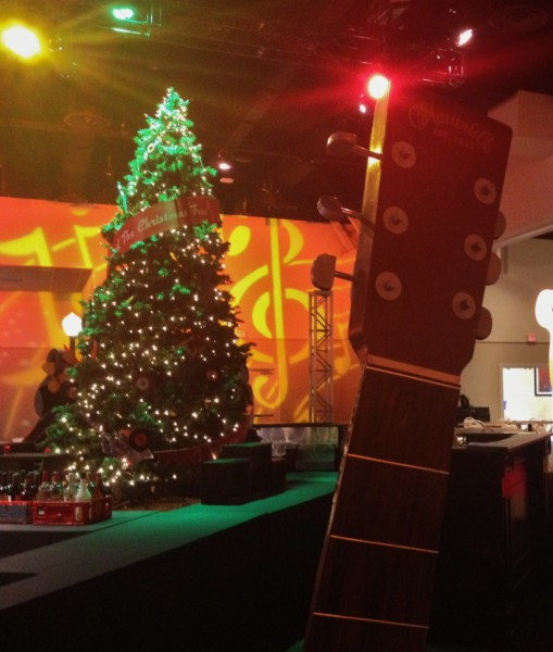 Rockin' Around the Christmas Tree! | Max King Events