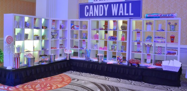 candy wall  no branding