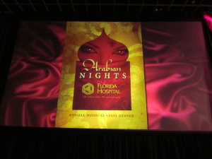 Arabian Nights Program