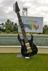 Guitar perimeter