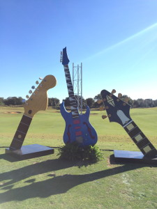 12' Guitar & Guitar Neck (7)