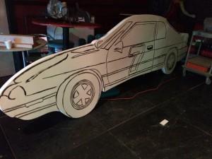 Racecar Buffet