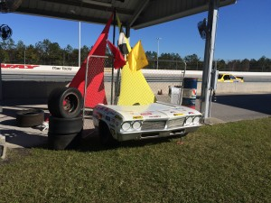 Racecar Vignette